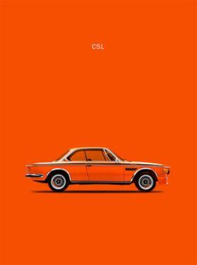 BMW CLS 1972 by Mark Rogan
