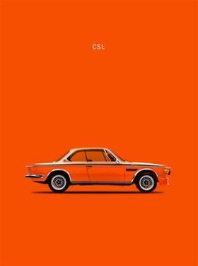 BMW CLS 1972 by Mark Rogan