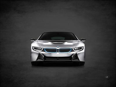 BMW i8 by Mark Rogan