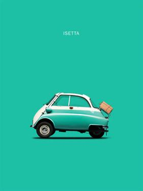 BMW Isetta 300 Red by Mark Rogan