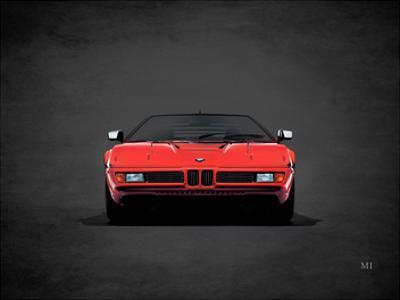 BMW M1 1979 by Mark Rogan