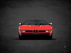 BMW M1 1979 by Mark Rogan