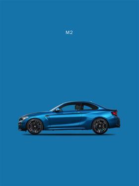 BMW M2 by Mark Rogan