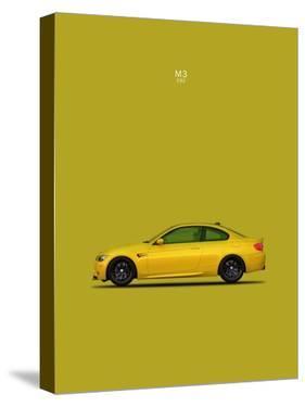 BMW M3 E92 Yellow by Mark Rogan