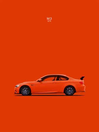 BMW M3 GTS Orange by Mark Rogan