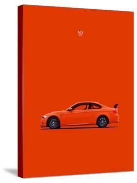 BMW M3 GTS Orange by Mark Rogan
