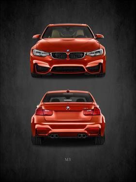 BMW M3 by Mark Rogan