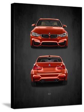 BMW M3 by Mark Rogan