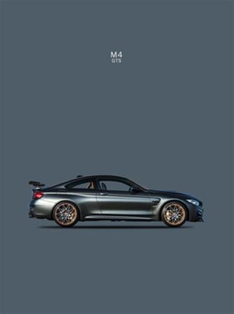 BMW M4 GTS by Mark Rogan
