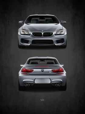 BMW M6 by Mark Rogan