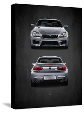 BMW M6 by Mark Rogan