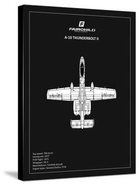 BP A-10 Thunderbolt 2 Black by Mark Rogan