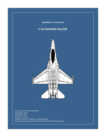 BP F-16 Fighting Falcon