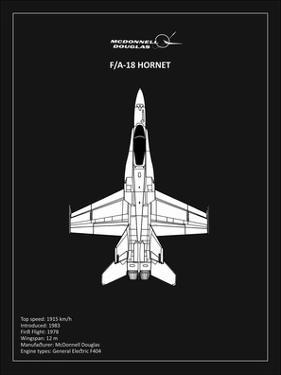BP FA18 Hornet Black by Mark Rogan