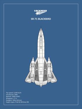 BP LOCKHEED SR-71 by Mark Rogan