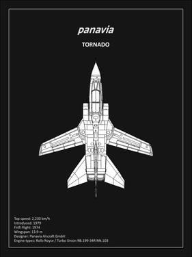 BP Panavia Tornado Black by Mark Rogan