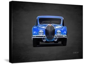 Bugatti Type-57 1936 by Mark Rogan