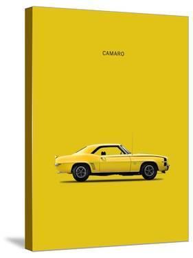 Chev Camaro 1969 by Mark Rogan