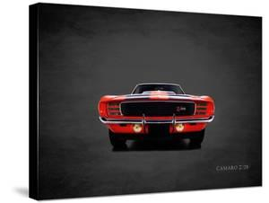 Chevrolet Camaro Z28 1969 by Mark Rogan