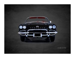 Chevrolet Corvette 1962 by Mark Rogan