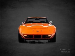 Chevrolet Corvette Stingray 1974 by Mark Rogan