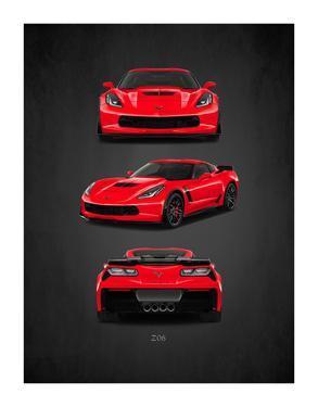 Chevrolet-Corvette-Z06 by Mark Rogan