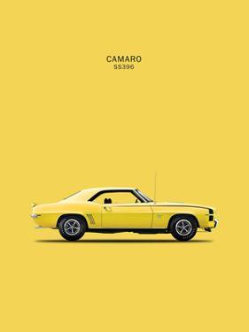 Chevy Camaro SS396 1969 by Mark Rogan