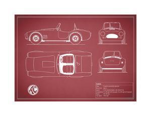 Cobra Red-Maroon by Mark Rogan