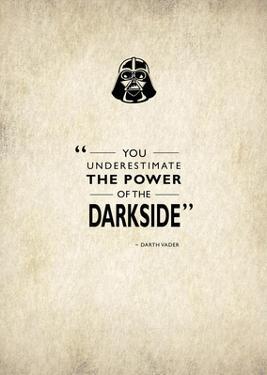 Darth Vader by Mark Rogan