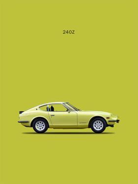Datsun 240Z 1969 by Mark Rogan