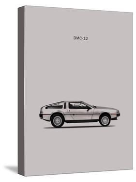 DeLorean DMC-12 1981 by Mark Rogan