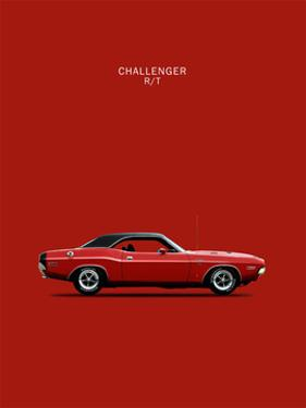 Dodge Challenger R-T 1970 by Mark Rogan