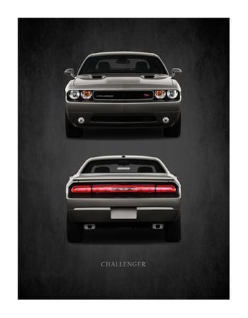 Dodge Challenger RT by Mark Rogan