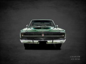 Dodge Charger 426Hemi 1967 by Mark Rogan
