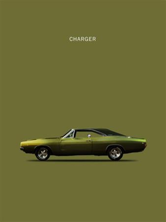 Dodge Charger by Mark Rogan