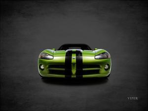 Dodge Viper Green by Mark Rogan