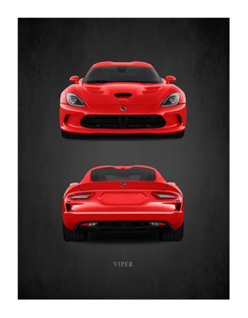 Dodge Viper by Mark Rogan