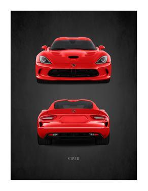 Dodge Viper by Mark Rogan