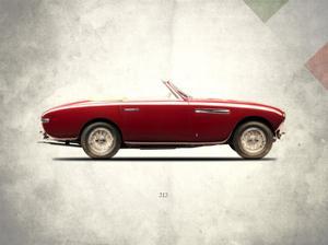 Ferrari 212 1951 by Mark Rogan