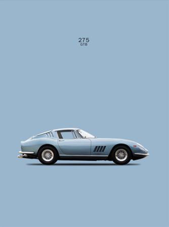 Ferrari 275-GTB 1966 by Mark Rogan
