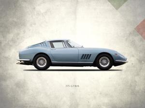 Ferrari 275 GTB-6C 1966 by Mark Rogan