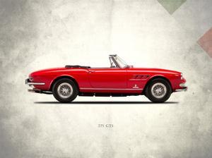 Ferrari 275GTS 1966 by Mark Rogan