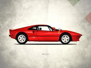 Ferrari 288GTO Berlinetta 1985 by Mark Rogan