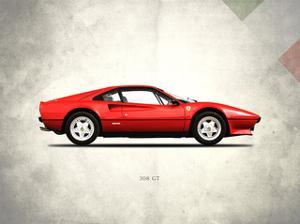 Ferrari 308GT Berlinetta 1977 by Mark Rogan