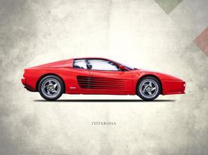 Ferrari Testarossa 1996 by Mark Rogan