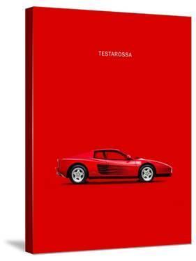 Ferrari Testarossa 84 by Mark Rogan