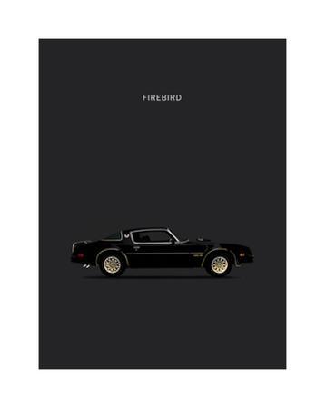 Firebird 78 by Mark Rogan