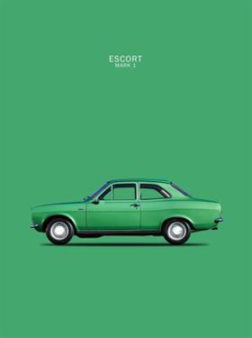 Ford Escort Mk1 TwinCam 1968 by Mark Rogan