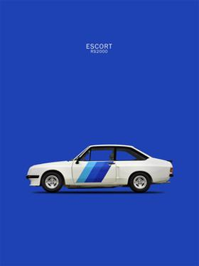 Ford Escort RS2000 1978 by Mark Rogan