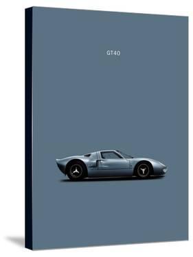 Ford GT40 by Mark Rogan